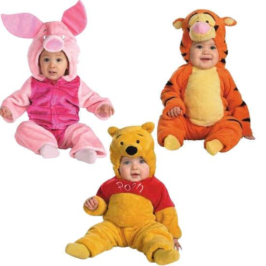 Baby Tiger Costumes Halloween
